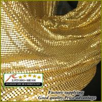 Wholesale Metal Sequin Fabric from china suppliers