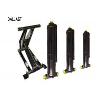 Wholesale Double Acting Hydraulic Cylinder Lift Vertical to Axis Foot Type with Breckets for Trailer from china suppliers