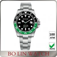 Wholesale Colorful Smile Beautiful Stainless Steel Dive Watches For Women OEM / ODM Avaliable from china suppliers
