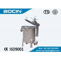 Wholesale BOCIN high performance Bag Filter Housing carbon steel or 304 316L from china suppliers