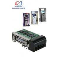 Wholesale ISO14443 RFID Motorized Card Reader With RS232 Interface , Magnetic Stripe Card Reader from china suppliers