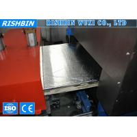 Wholesale Rubber Belt Polyurethane Sandwich Panel Production Line with Tracking Cutting from china suppliers