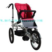 """Wholesale Foldable 16""""Wheels Baby Stroller Bike With 5 Point Extra Strong Harness from china suppliers"""