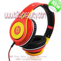 Buy cheap Monster beats by dre studio Headphones Ferrari-Limited Edition from wholesalers