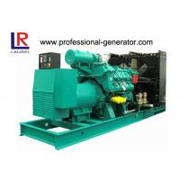 Wholesale 800kVA Open Diesel Generator with 8 Cylinders V type Brushless Self - exciter AVR from china suppliers