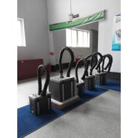 Wholesale Laser Fume extractor/smoke purifier, one or two arms soldering fume extractor from china suppliers