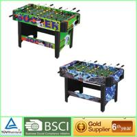 Wholesale Sliding Bearing Foosball Table Football game table from china suppliers