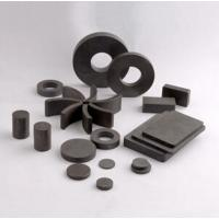 Wholesale Ferrite ring magnet,Ferrite arc magnet, Large speaker magnet from china suppliers