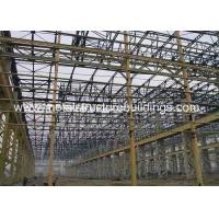 Wholesale Prefab Steel Workshop Metal Structure Buildings European Standard By Light Steel Frame from china suppliers