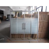 Quality Jordan shower screens, Jordan Aqaba Amman Hot Selling Shower Screen Glass 6mm for Hotel Projects for sale
