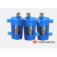 Wholesale Titanium Freon Water Aquarium Heat Exchanger , Sea Water Condenser Corrosion Resistant from china suppliers