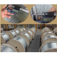 Wholesale 3/8 Inch Galvanized Steel Aircraft Grade Wire Rope 7 X 3.05mm For Messenger from china suppliers