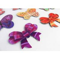 Wholesale OEM / ODM Service Bowknot Hair Velcro Pad Posted Magic Belt Hair Accessories from china suppliers