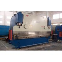 Wholesale Customized High performance 250T / 4000mm Small Press Brake Machine from china suppliers