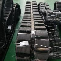 Wholesale Professional Supply Kubota Kx251 Excavator Rubber Track (450*71*86) from china suppliers
