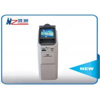 Wholesale 42 Inch Touch Screen Interactive Self Service Terminal Kiosk With Thermal Printer from china suppliers
