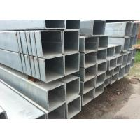 Wholesale S355JR Rectangular Steel Tubing With Welded Steel Hollow Section SGS / BV / ISO from china suppliers