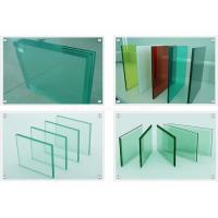 Wholesale Float Laminated Safety Glass 6.38 Mm-42.3 Mm Thickness Air / Argon Insulating from china suppliers