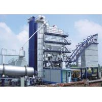 Wholesale Programmable Control Asphalt Mixing Plant , Auto asphalt processing plant 1500kgs Capacity from china suppliers
