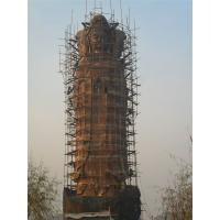 Wholesale 36 meters high  Guanyin bronze  buddha statue from china suppliers