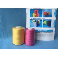 Wholesale Single S / Twist Z 20/2 40/2 100% Polyester Sewing Thread TFO Yarn from china suppliers