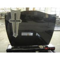 Buy cheap Black Cross Granite Tombstone/ Monument/ Monuments (GM010) from wholesalers