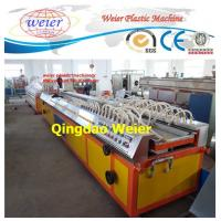 Wholesale 90kw 380v UPVC Profile Extrusion Line For Making Insulated Glass Window Frame from china suppliers