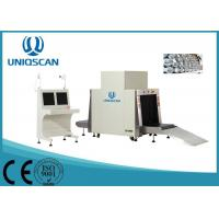 Quality 24bit Colorful Baggage Scanning Machine , X Ray Detection Systems For Airport Station for sale