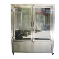 Buy cheap Electronic Furniture Testing Machines , Home Rain Spray Test Machine from wholesalers