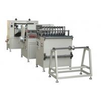 Wholesale Oil Filter Manufacturing Equipment Knife Pleating Machine with 100mm Height from china suppliers