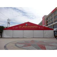 Wholesale Rooftop Outside Custom Event Tent Logo Available For Large Scale Exhibition from china suppliers