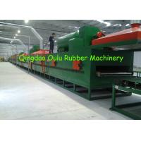 Wholesale High Output EPDM Foam Machine Producing Rubber Foam Pipe Sheet With Formula from china suppliers
