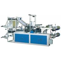 Wholesale Ruian Full-Automated Plastic Film Bag Making Machine for Shopping Packing in Factory Directly Sale Model No. GFQ-600 from china suppliers