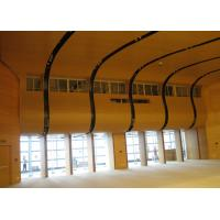 Wholesale MDF Wall Wooden Acoustic Panels , Fireproof Perforated Wood Sheet from china suppliers