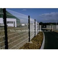 Wholesale Beautiful Triangle Bending Garden Mesh Fencing Dirickx Axis Anti Corrosion from china suppliers