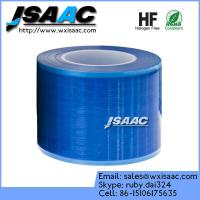 Quality Non-adhesive edges blue barrier film for sale