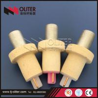 Quality Disposable Immersion Thermocouple Tips For Molten Steel Made In China