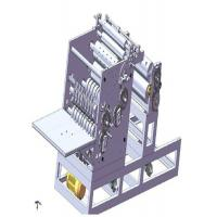 Wholesale Automatic Pop Up Food Foil Paper Sheet Machine from china suppliers