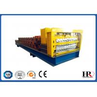 Wholesale three layer corrugated and ibr metal roof sheet cold roll forming machine from china suppliers