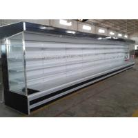 Wholesale Large Supermarket Project Freezer With Multideck Showcase / Meat Counter from china suppliers