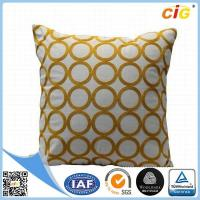 Wholesale Fashion Cotton Embroidery Decorative Pillow Cover / Sofa Throw Pillows from china suppliers