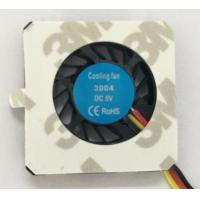 Buy cheap Driving Recorder Cooling Fan With FG / DC Micro Waterproof  Fan 30 x 30 x 4 mm from wholesalers