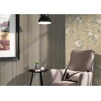 Wholesale Plain Color 1.06m Korean Wallpaper / Modern House Wallpaper Removable , Non Woven Materials from china suppliers