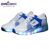 Wholesale Transparent TPR Led Light Up Running Shoes Light Up Sneakers For Kids from china suppliers