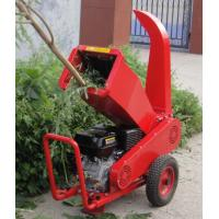 Quality gasoline tree branch chipper for sale