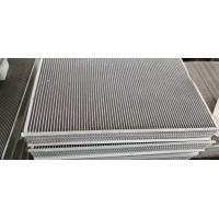 Wholesale Aluminum Brazed Finned Tube Air Cooler Core from china suppliers