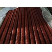 Wholesale Aluminum Alloy Finned Heat Exchanger / Crimped Fin Tube For Timber Treatment from china suppliers