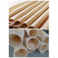 Buy cheap Nomex Aramid Industrial Filter Cloth / Air Filter Cloth Material 450GSM~650GSM from wholesalers