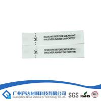 Wholesale Tamper Evident DR AM labels For Clothing , EAS Soft Label Water-proof Jewellery Tags from china suppliers