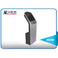 Wholesale Stand 22 Inch Outdoor Touch Screen Kiosk , Led All In One Electronic Information Kiosk from china suppliers
